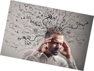 El estrés puede derivar en ansiedad y en importantes problemas físicos