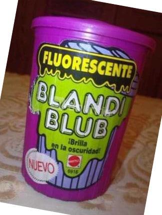 blandiblub: ahora se le llama slime