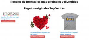 Web especializada en regalos divertidos y de broma: https://regalosdebroma10.com